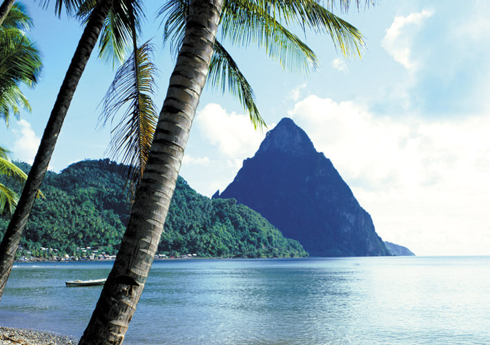 Discovering the Island of St Lucia